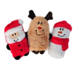 Squeakie Buddie - Holiday 3 Pack