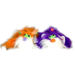 "Halloween Shaggy Flop Mutts/ Asst'd Colors / 8"" / Tag"