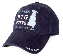 Hat: I like Big Mutts