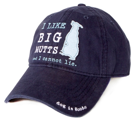 Hat: I like Big Mutts