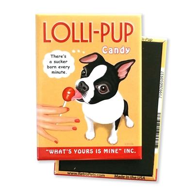 Lolli-PUP MAGNETS