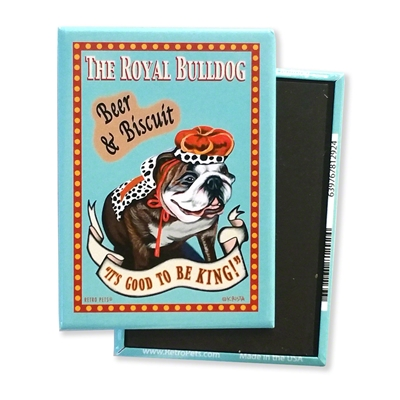 Royal Bulldog MAGNETS