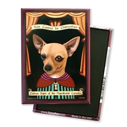 Chihuahua Saint MAGNETS