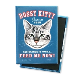 Cat - Bossy Kitty MAGNETS