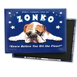Bulldog - Zonko MAGNETS