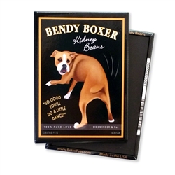 Bendy Boxer MAGNETS