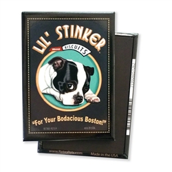 Boston Terrier - Lil' Stinker MAGNETS