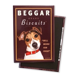 Beggar Biscuits MAGNETS