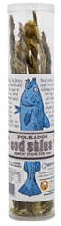 Polka Dog - Cod Skins - 2 sizes (Case of 6)