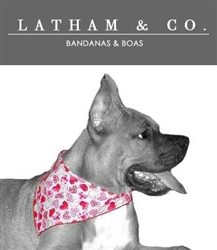 Just a Taste of Latham Holiday Bandana Collection
