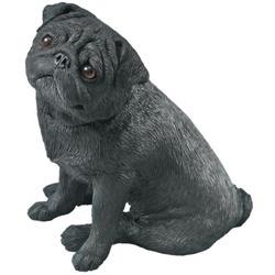 Sandicast Mid Size Black Pug