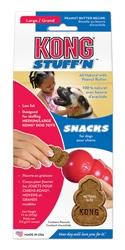 Kong Mini Stuff'N Snacks Peanut Butter