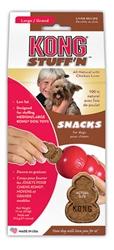 SM & LG Kong® Stuff'n Liver Snacks Dog Treats