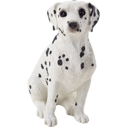 Sandicast Small Size Black Dalmatian