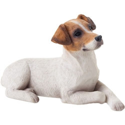 Sandicast Small Size Brown Jack Russell Terrier