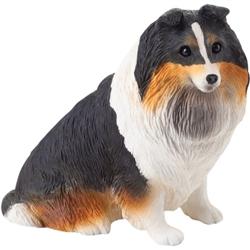 Sandicast Small Size Tri Shetland Sheepdog