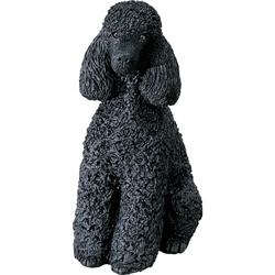 Sandicast Mid Size Black Poodle