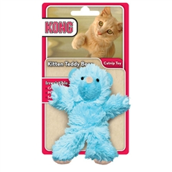 KONG Kitten Teddy Bear Cat Toy