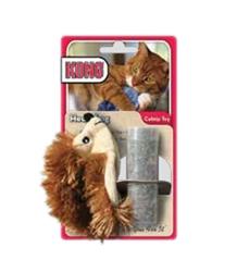 Kong® Refillable Catnip Toy - Hedgehog