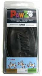 PawZ Black Dog Boots