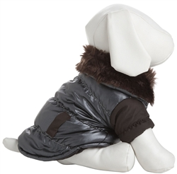 Ultra Fur Fashion Pet Dog Coat