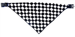 Checkered Flag Bandana
