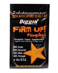 FiRM UP! Pumpkin Super Supplement for Digestive Tract Health for Dogs and Cats, 4oz