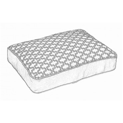 Super-Loft Rectangle Inner Pillow