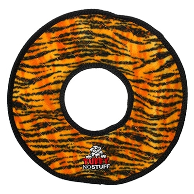 Tiger Print Tuffy® MEGA™ No Stuff Ring