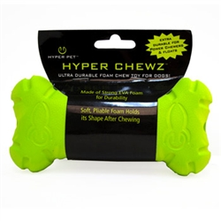 "Hyper Pet™ Chewz 6.5"" Bone 3 PACK $13.50 ($4.50 EA) IT FLOATS!"