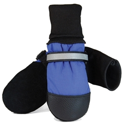 Blue Fleece Lined Muttluks (set of 4)