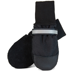 Black All-Weather Muttluks (set of 4)