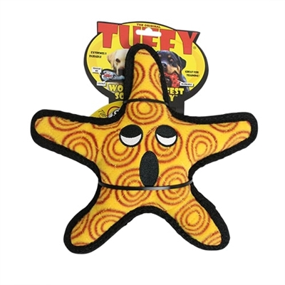 "Tuffy® Ocean Creature Series - The ""General""  Starfish"