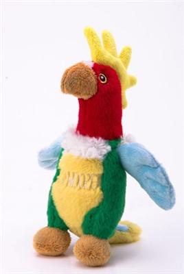 Dog Toy - Schmoozer The Parrot