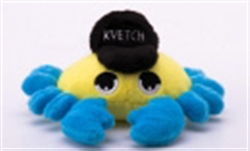 Dog Toy -  Kvetch The Crab