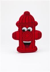 Fire Hydrant Dog Toy