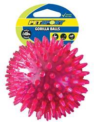 "5"" Gorilla Ball Toys XL, Assorted"