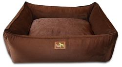 Chocolate Lounge Bed w/Chocolate Cover