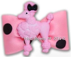 Pretty Pink Poodle