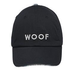 BARKOLOGY® WOOF - BLACK
