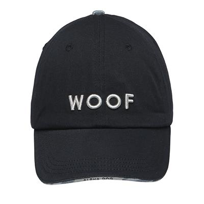 BARKOLOGY® WOOF - BLACK