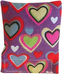 Catnip Heart Pillow - Refillable