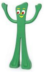 Gumby  9""