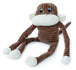 Spencer the Crinkle Monkey - Extra Large