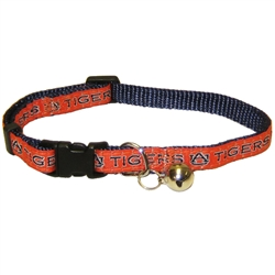 NCAA Cat Collar - Auburn