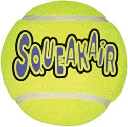 Air Kong Squeaker Tennis Ball - Extra Large