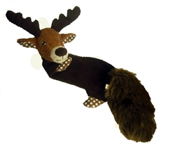 "28"" Cute Animals Flat Deer"