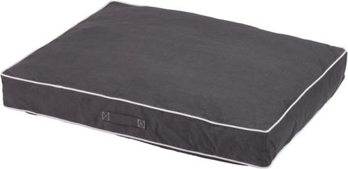 Rectangular Repelz-It Canvas Dog Beds w/Ecru Piping