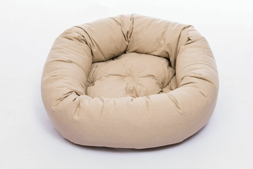 Repelz-It Material Donut Dog Beds -DISCONTINUED
