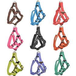 Dogline Comfort Microfiber Flat Step-In Harness